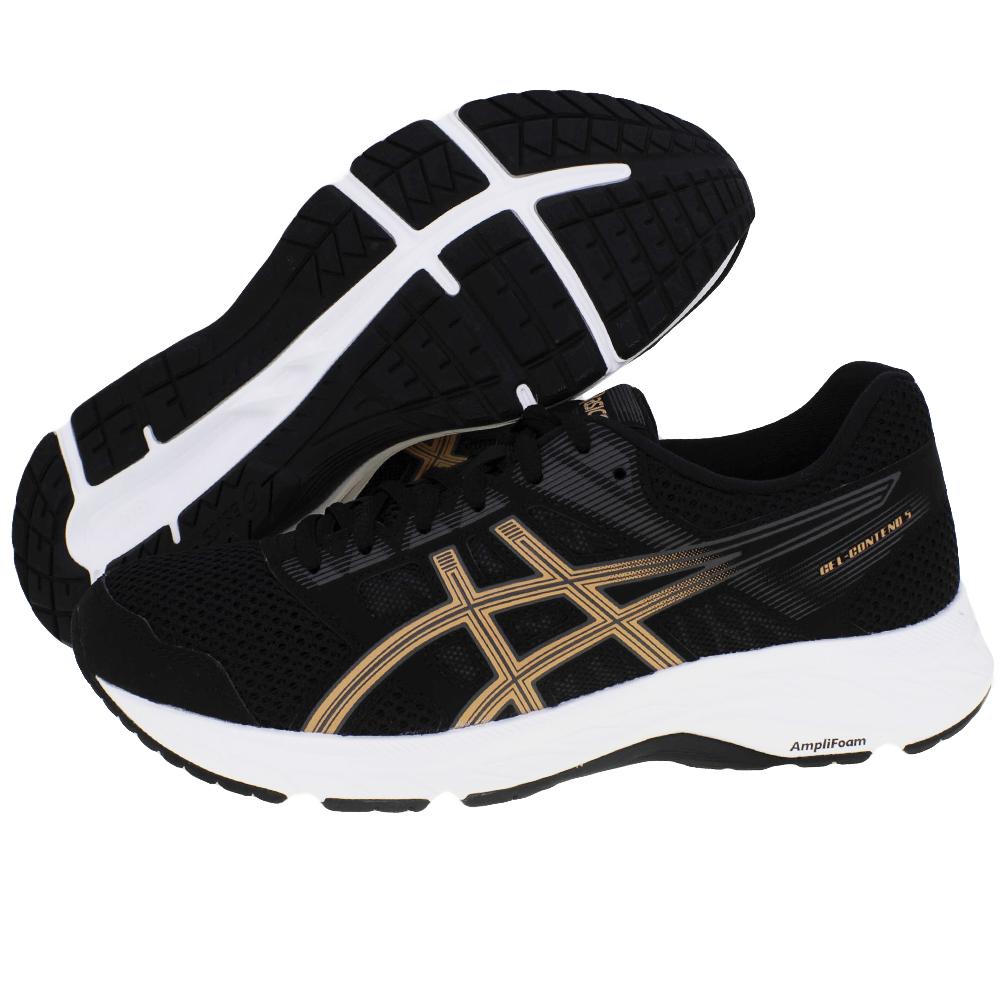 Détails sur Chaussures Asics Gel Contend 5 1012A234 001 9W