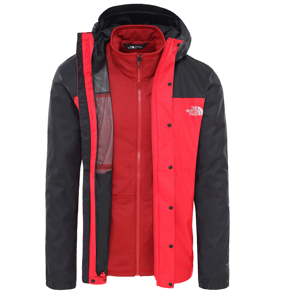 Giacca uomo Quest Zip In Triclimate®