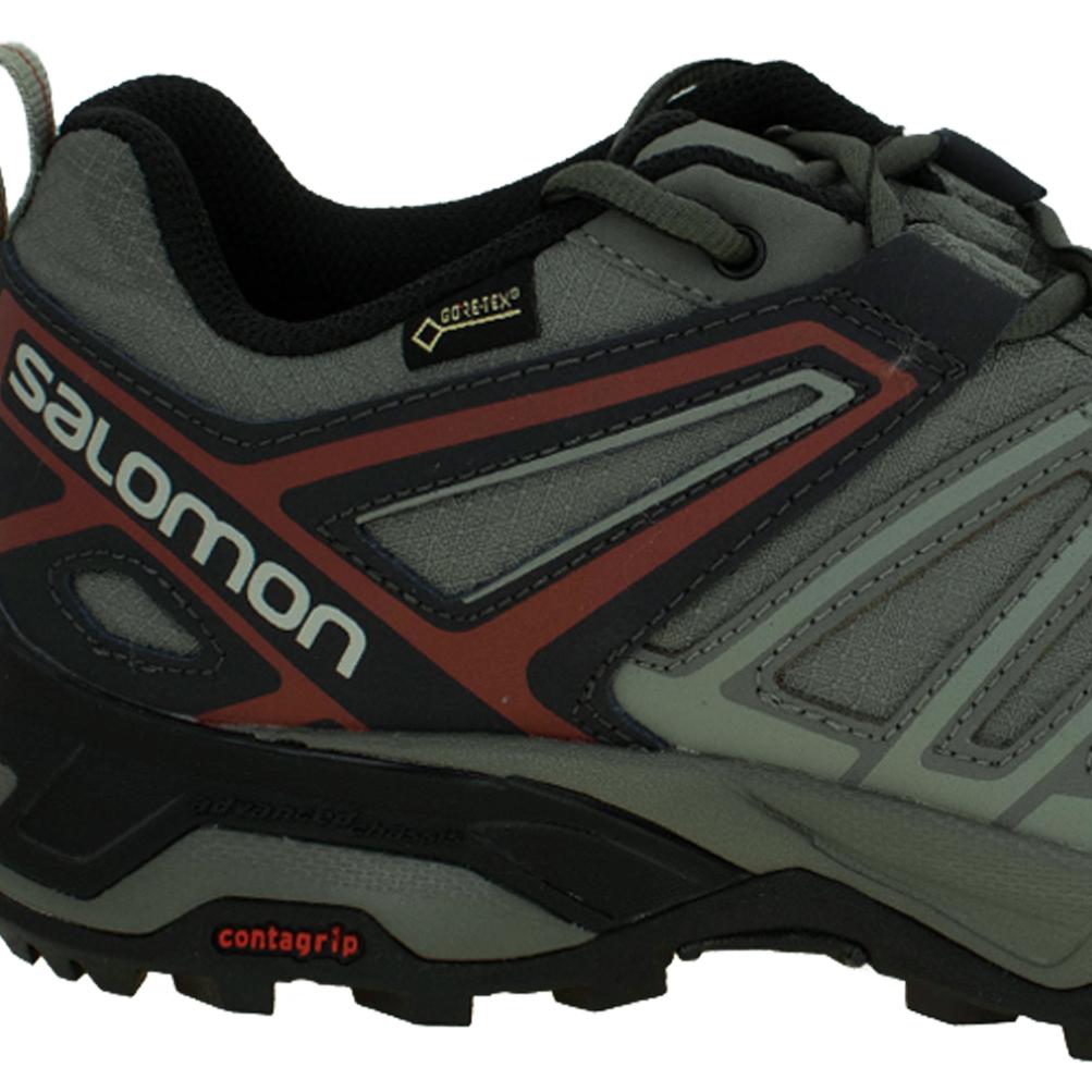 Details zu Schuhe Salomon X Ultra 3 Prime Gtx 407414 9M