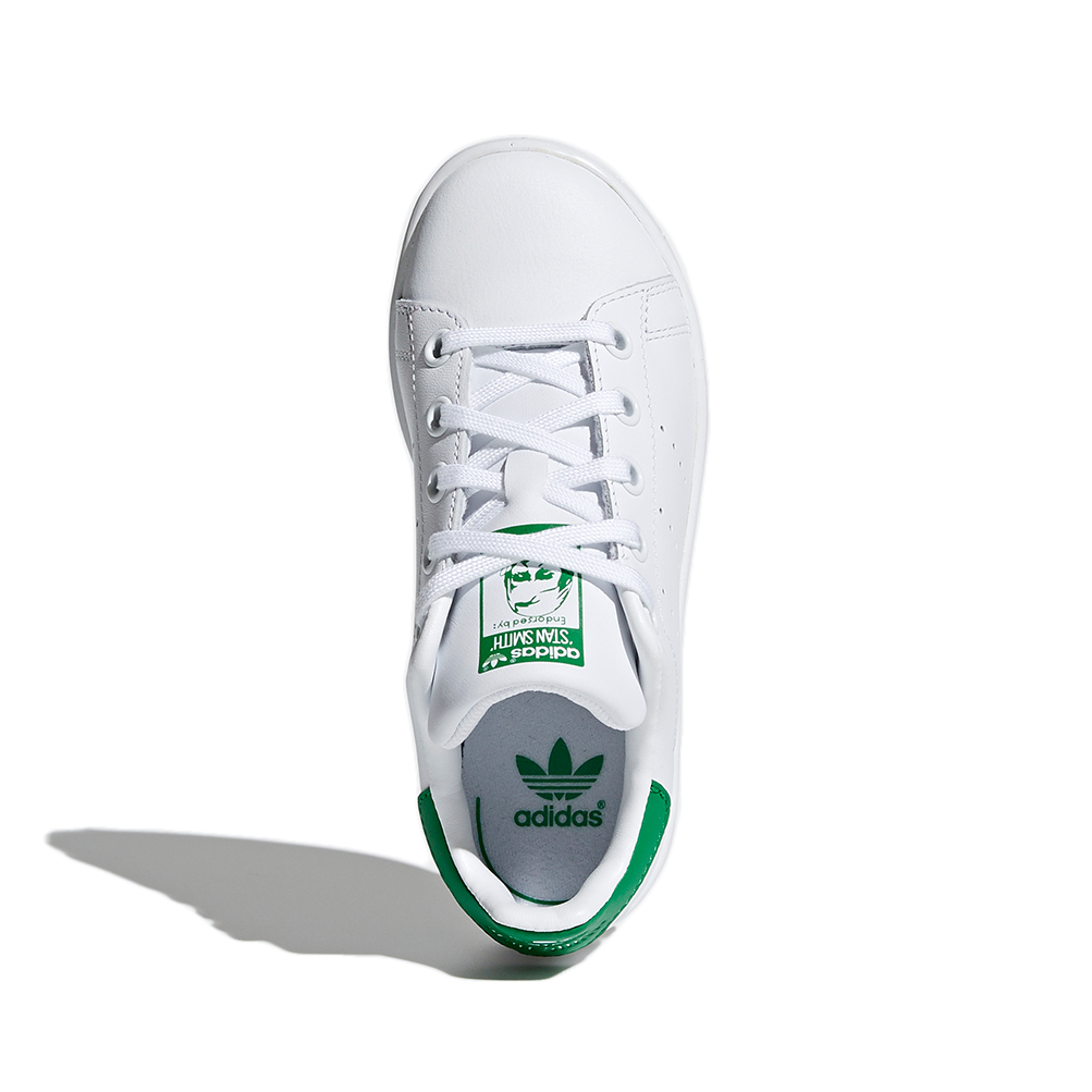 Detalles de Adidas P19s zapatos de bebé zapatillas bajas BA8375 STAN SMITH C