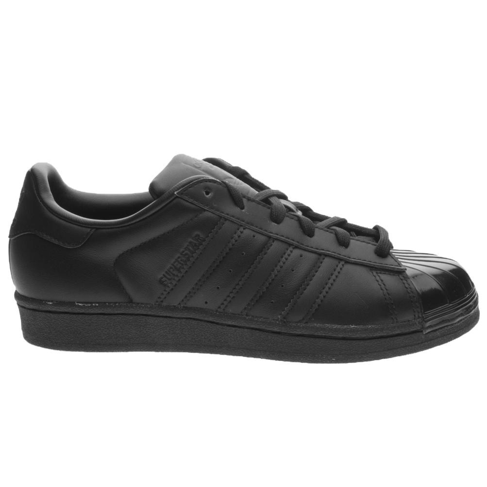 Nuovo Donna Scarpe Trainers Sneakers ADIDAS SUPER STAR B25724