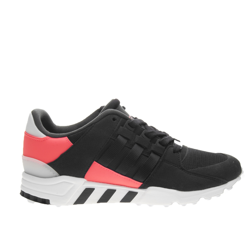 best service 58f75 84e39 adidas eqt support rf strisce argento
