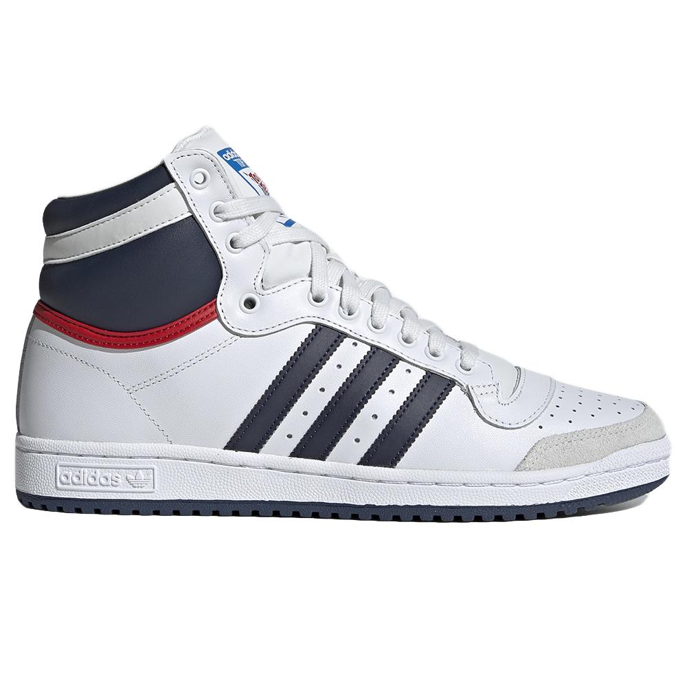 Dettagli su Scarpe Adidas Top Ten Hi Codice D65161 9M