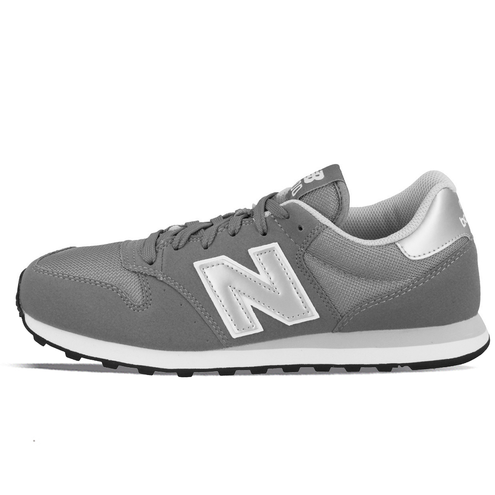 SCARPE NEW BALANCE GM 500 TG 46.5 COD GM500GRY - 9M [US 12 UK 11.5 CM 30]