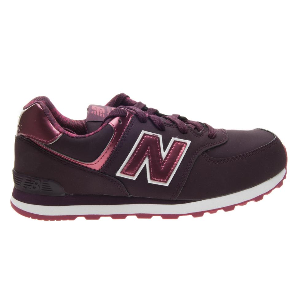 NEW Balance Scarpe da Ginnastica Sneaker Donna Uomo Grigi m574gs