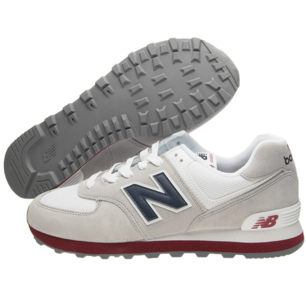 SCARPE NEW BALANCE ML 574 TG 42 COD ML574ESA 9M US 8.5 UK 8 CM 26.5