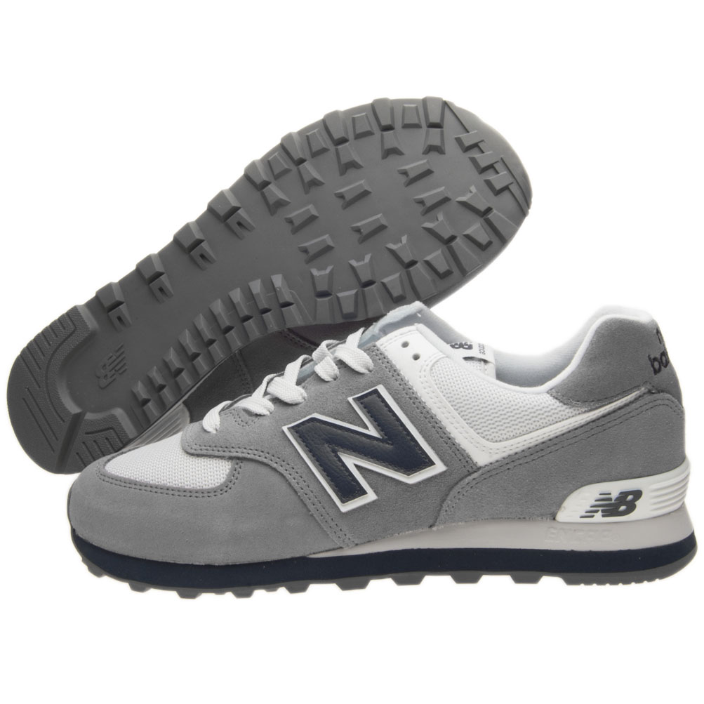 SCARPE NEW BALANCE ML 574 TG 45.5 COD ML574ESD 9M US 11.5 UK 11 CM 29.5
