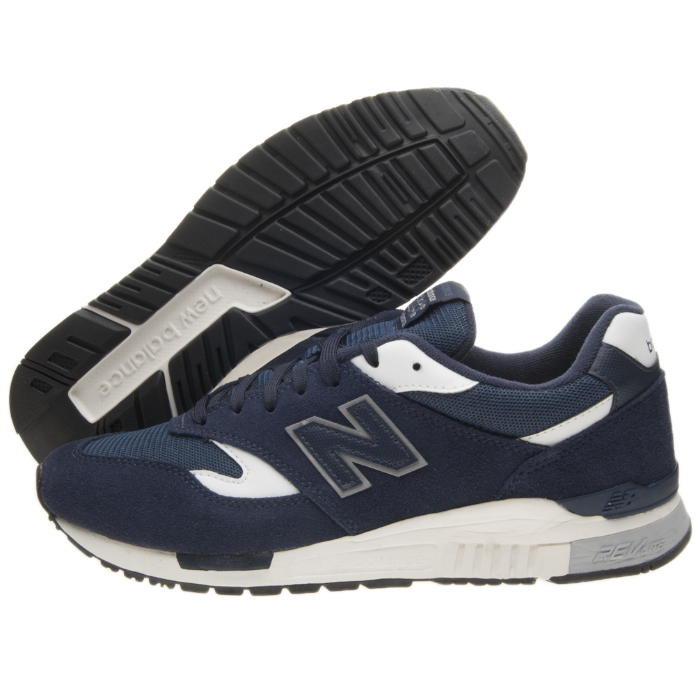 SCARPE NEW BALANCE ML 840 TG 42 COD ML840AG 9M US 8.5 UK 8 CM 26.5